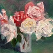 Altadena Roses Poster