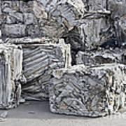 Aluminum Recycling Poster