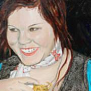 Alyssa Smiles Poster