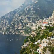 Amalfi Coast II Poster