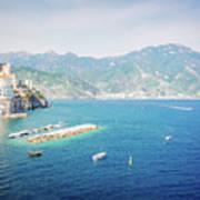 Amalfi Coast, Italy IIi Poster