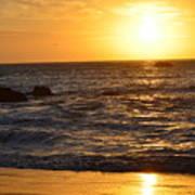 Amazing Sunset 230 Poster
