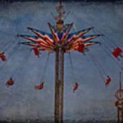 America Swings Poster