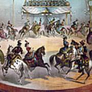American Circus, C1872 Poster