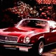 American Dream Cars Catus 1 No. 1 H A Poster