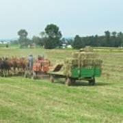 American Farming Poster