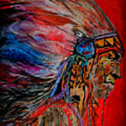 American Indian Poster