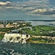 American Niagara Falls  Poster