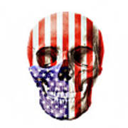 American Slull Poster