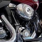 American V-twin Poster
