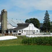 Amish Farm - Lancaster 02 Poster