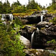 Ammonoosuc Falls Poster