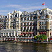 Amstel Amsterdam Hotel Poster