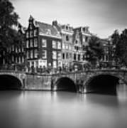 Amsterdam, Leliegracht Poster