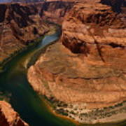 An Amazing Place - Horseshoe Bend Poster