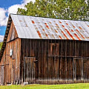An American Barn 2 Poster