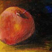 An Apple - A Solitude Poster