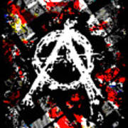 Anarchy Punk Poster