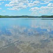 Anasagunticook Lake, Canton, Me, Usa 10 Poster