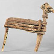 Anasazi Split-twig Figure Poster