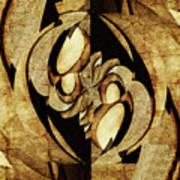 Ancient Symbols Poster