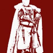 Ancient Templar Knight - 03 Poster