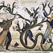 Andrew Jackson (1828) Poster