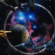 Andromeda Beckons Poster