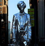 Andy Warhol New York Poster