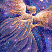 Angel Glow Poster