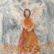 Angel In Orange Poster
