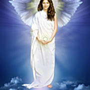 Angel Of Pure Light Poster