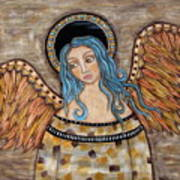 Angelica Poster by Rain Ririn