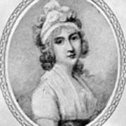 Angelica Schuyler Church Poster