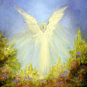 Angel's Garden Poster