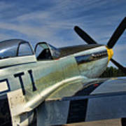Angels Playmate P-51 Poster