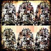 Angkor Warhol #1.2 Poster