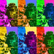 Angkor Warhol #2 Poster