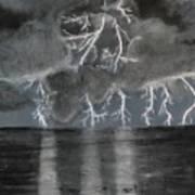 Angry Skies Poster