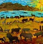 Animal Exodus Poster
