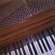 Anita's Piano 1 Poster