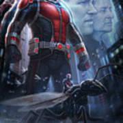 Ant Man 2015 Poster
