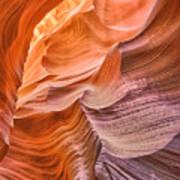 Antelope Canyon II Poster