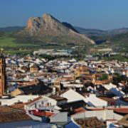 Antequera Malaga Andalusia Spain Poster