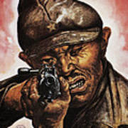 Anti-japanese Poster, 1942 Poster