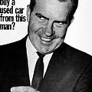 Anti-nixon Poster, 1960 Poster by Granger