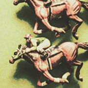 Antique Race Poster