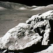 Apollo 17, December 1972: Poster