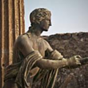 Apollo In Pompeii Poster