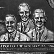 Apollo One Crew Poster